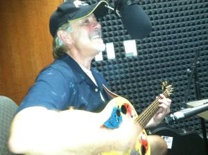 CJ Singing live @ WGCU