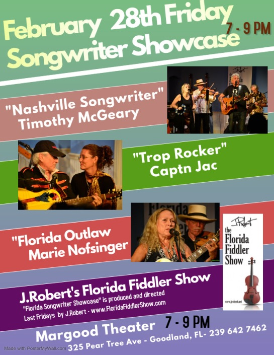Songwriter Showcase